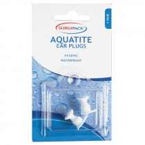 Surgipack Aquatite Ear Plugs 1 Pair
