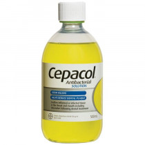 Cepacol Gold Solution 500ml
