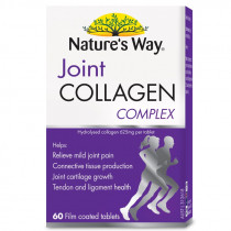 Natures Way Joint Collagen Complex 60 Tablets