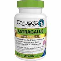 Caruso's Astragalus 60 Tablets