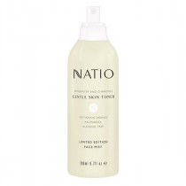 Natio Rosewater and Chamomile Gentle Skin Toner Face Mist 200ml