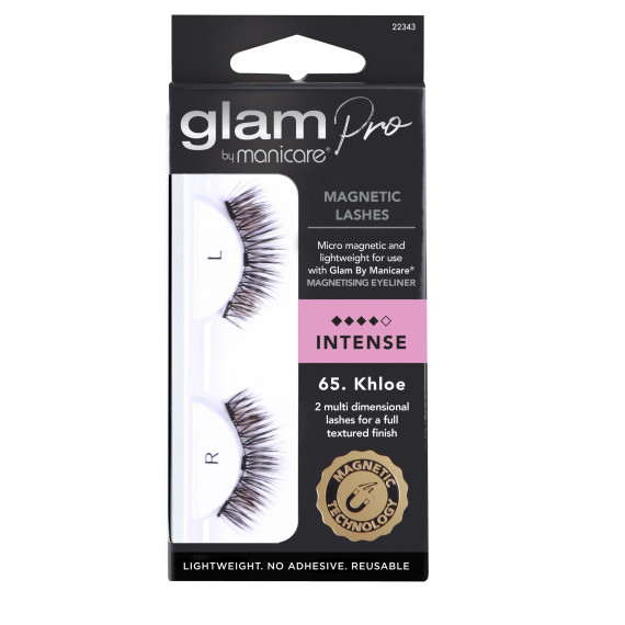 Glam by Manicare 65. Khloe Magnetic Lashes