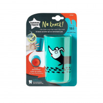 Tommee Tippee No Knock Cup Teal Dog 18m+ 1 Pack