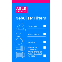 Able Actineb Filter 2 Pack