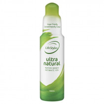LifeStyles Ultra Natural Intimate Gel 100ml