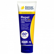 Cancer Council Insect Repellent Sunscreen SPF 50+ 110ml