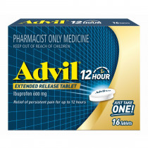 Advil 12 Hour Extended Release 16 Tablet