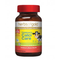 Herbs of Gold Childrens Calci Care 60 Tablets