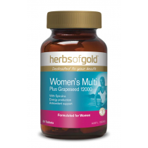 Herbs of Gold Womens Multi Plus 30 Tablets