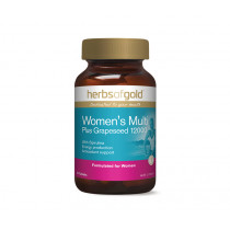 Herbs of Gold Womens Multi Plus 90 Tablets