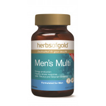 Herbs of Gold Mens Multi 30 Tablets