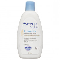 Aveeno Baby Dermexa Wash 236ml