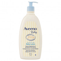 Aveeno Baby Daily Moisture Lotion Fragrance Free 532ml