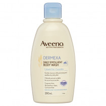 Aveeno Dermexa Daily Emollient Body Wash 280ml