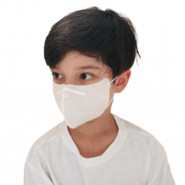 SoomLab Airbon Face Mask Kids Small White Single