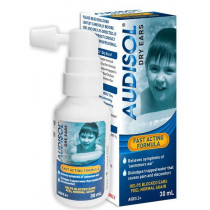 Audisol Dry Ears 30ml