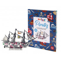 IS Gift 3D Puzzle Book Pirates