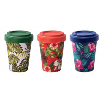 IS Gift Ecup Bamboo Assorted