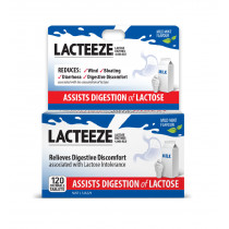 Lacteeze Strength Tablets 120 Tablets