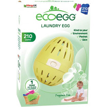 Ecoegg Laundry Egg Fragrance Free 210 Washes