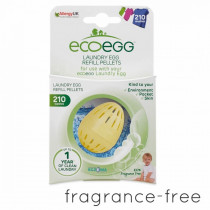 Ecoegg Laundry Egg Refill Fragrance Free 210 Washes