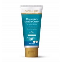 Herbs of Gold Magnesium Muscle Cream 100g