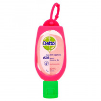 Dettol Instant Hand Sanitizer Chamomile (with Pink Clip) 50ml