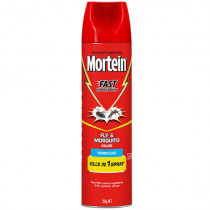 Mortein Fast Knock Down Flying Insect Killer Odourless 250g