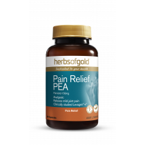 Herbs of Gold Pain Relief PEA 30 Capsules