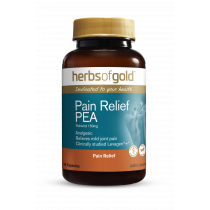 Herbs of Gold Pain Relief PEA 60 Capsules