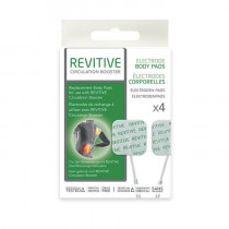 Revitive Circulation Booster Electrode Body Pads 4 Pack