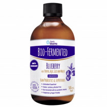 Henry Blooms Bio-Fermented Blueberry 500ml
