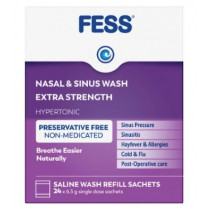 Fess Sinu-Cleanse Deep Cleansing Wash Starter 24 Pack