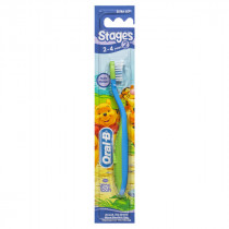 Oral-B Stages 2 Child 2-4 Years Winnie Extra Soft Toothbrush