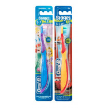 Oral-B Stages 3 Child 5-7 Years Assorted Soft Toothbrush
