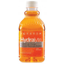 Hydralyte Ready To Use Electrolyte Solution Orange 1 Litre