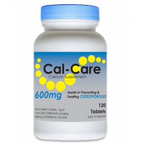 Cal-Care 600mg 120 Tablets