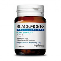 Blackmores Professional S.C.F. 84 Tablets