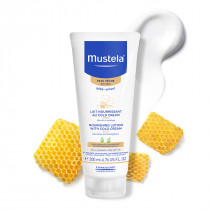 Mustela Nourishing Lotion With Cold Cream 200ml