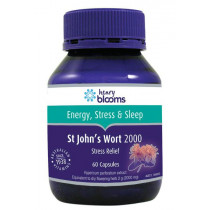 Henry Blooms St. Johns Wort 2000mg 60 Capsules