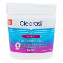 Clearasil Ultra Rapid Action Pads 65 Pads