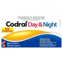 Codral PE Cold & Flu Day & Night 48 Tablets
