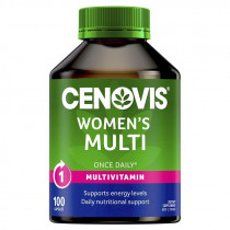 Cenovis Womens Multi Once Daily 100 Capsules