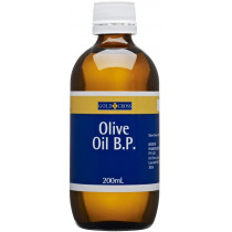 Gold Cross Olive Oil 200ml
