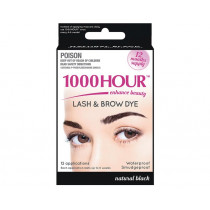 1000 Hour Lash & Brow Dye Kit Black