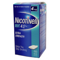 Nicotinell Gum Mint 4mg 96 Pieces