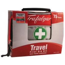 First Aid Kit Travel 75 Pieces