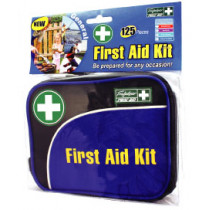 Family First Aid Kit 126 Pieces