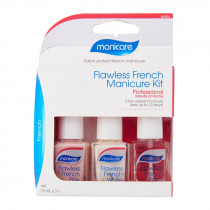 Manicare 3 Steps French Manicure Kit Pink