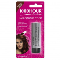 1000 Hour Hair Colour Stick Medium Brown 14g